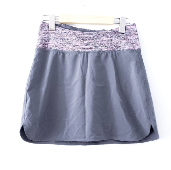 Tennis Skirt TUFF ATHLETICS Grey Pink
